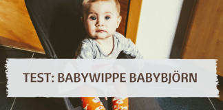 babywippe babybjörn