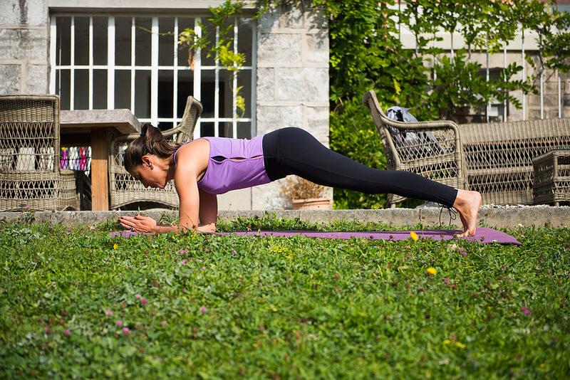 Pilates anstatt Rückbildungsgymnastik