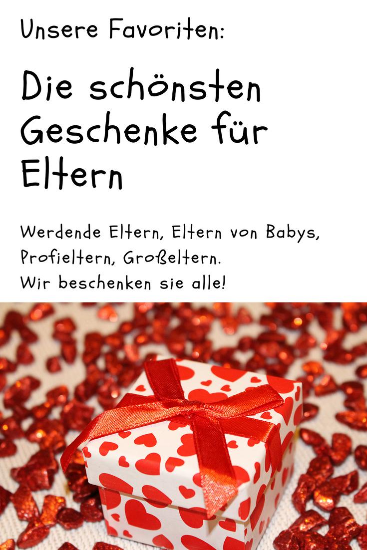 Geschenke Fur Eltern Schwangere Werdende Eltern Und Grosseltern