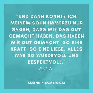 Erfahrungsbericht Anna