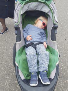 Babyausstattung Kinderwagen Baby Jogger Summit X3
