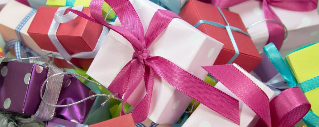 Geburtsgeschenke