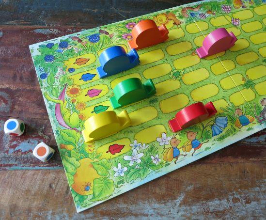 Spieletest Kleinkinder Tempo Kleine Schnecke