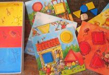Ravensburger Spieletest Meine ersten Farben und Formen