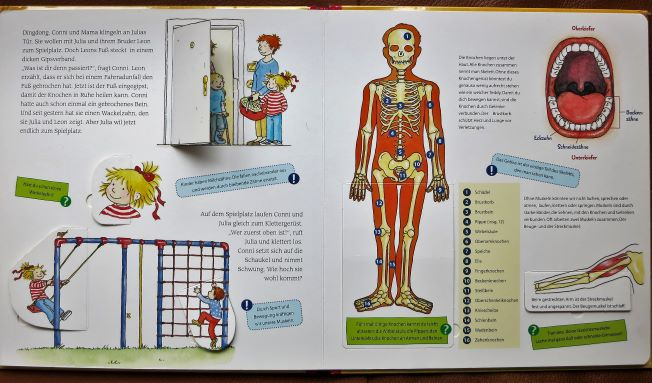 Körperbuch Conni Mein Körper