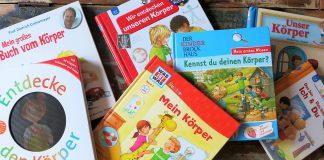 Kinderbücher Sachbücher Körper