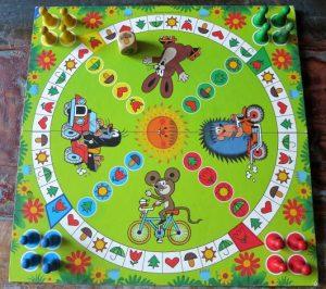 Der kleine Maulwurf und sein Lieblingsspiel von Ravensburger