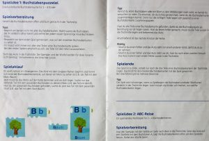 ABC Reise Haba Spieletest