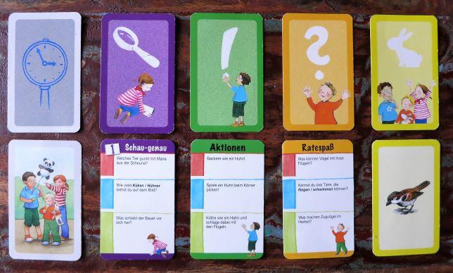 Kindergarten Wörterspiel Tiere Haba