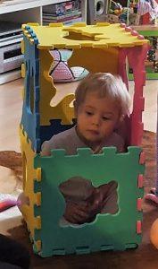 Puzzlematte für Kleinkinder
