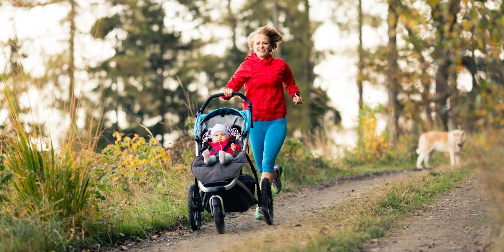 Der beste Kinderwagen zum Laufen und Joggen