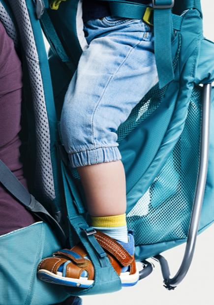 Deuter Kid Comfort Active Fußschlaufen