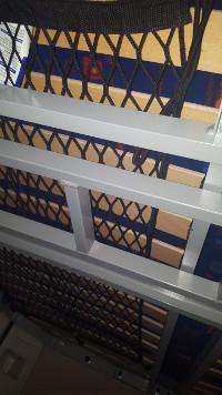 Gepäcknetze im Wohnmobil