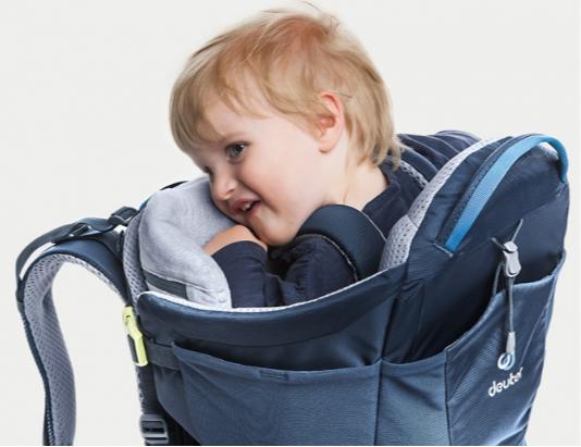 Deuter Kid Comfort Tragerucksack