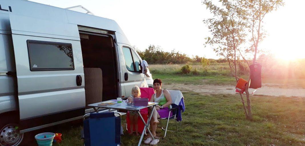 Stauraum im Campervan und Wohnmobil