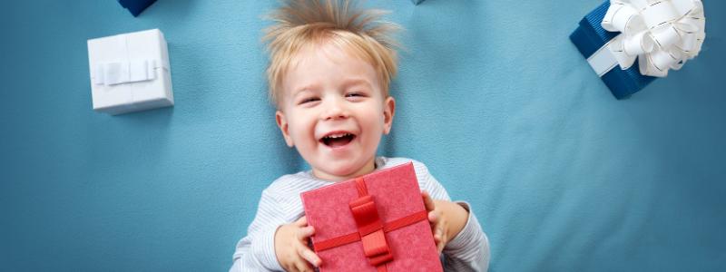 Geschenke für Kinder ab 2 Jahren