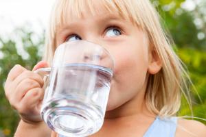 Baby Wassertest